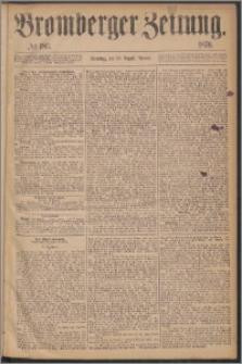Bromberger Zeitung, 1876, nr 189