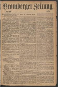 Bromberger Zeitung, 1876, nr 206