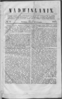 Nadwiślanin, 1860.01.10 R. 11 nr 3