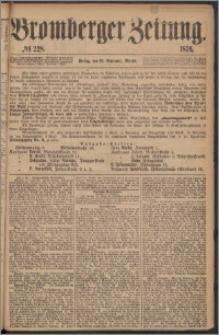Bromberger Zeitung, 1876, nr 228