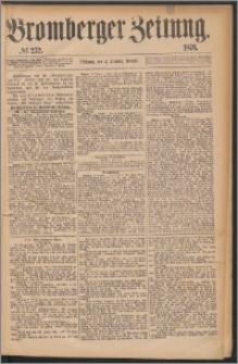 Bromberger Zeitung, 1876, nr 232