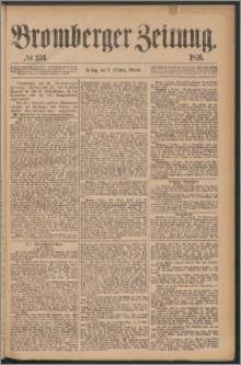 Bromberger Zeitung, 1876, nr 234