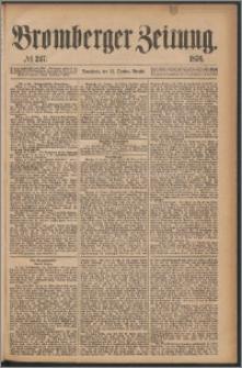 Bromberger Zeitung, 1876, nr 247