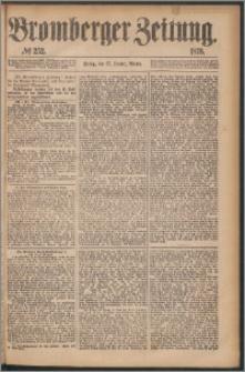 Bromberger Zeitung, 1876, nr 252