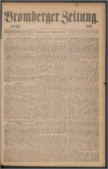 Bromberger Zeitung, 1876, nr 257