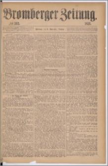 Bromberger Zeitung, 1876, nr 262