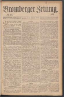 Bromberger Zeitung, 1876, nr 277
