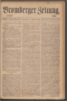 Bromberger Zeitung, 1876, nr 281