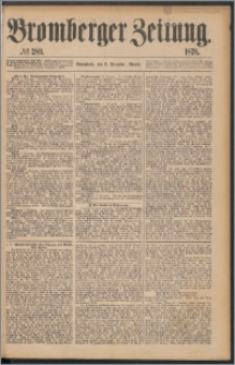 Bromberger Zeitung, 1876, nr 289