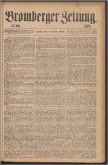 Bromberger Zeitung, 1876, nr 291
