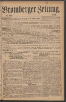 Bromberger Zeitung, 1876, nr 303