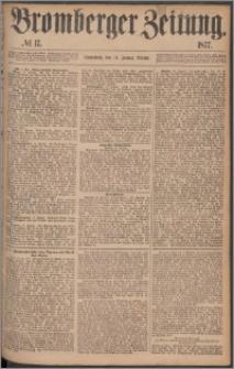 Bromberger Zeitung, 1877, nr 17