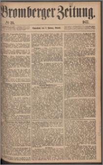 Bromberger Zeitung, 1877, nr 29