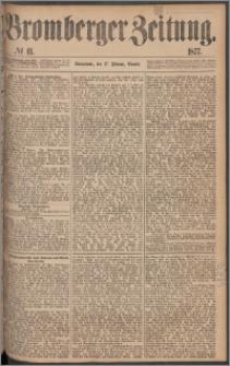 Bromberger Zeitung, 1877, nr 41