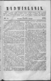 Nadwiślanin, 1860.02.07 R. 11 nr 11