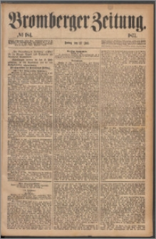Bromberger Zeitung, 1877, nr 184