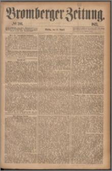 Bromberger Zeitung, 1877, nr 201
