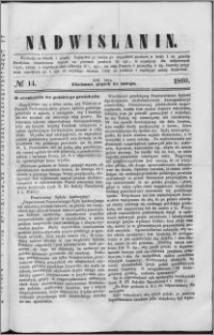 Nadwiślanin, 1860.02.17 R. 11 nr 14