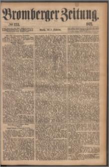 Bromberger Zeitung, 1877, nr 222