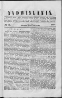 Nadwiślanin, 1860.02.24 R. 11 nr 16