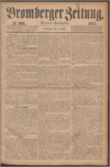 Bromberger Zeitung, 1877, nr 268