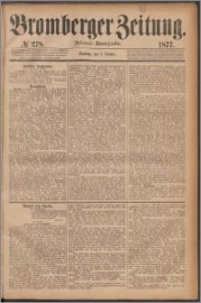 Bromberger Zeitung, 1877, nr 278