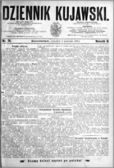 Dziennik Kujawski 1894.04.05 R.2 nr 76