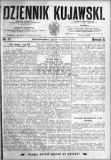 Dziennik Kujawski 1894.04.06 R.2 nr 77