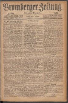 Bromberger Zeitung, 1877, nr 391