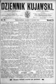 Dziennik Kujawski 1894.04.08 R.2 nr 79
