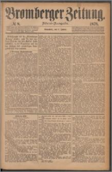 Bromberger Zeitung, 1878, nr 8