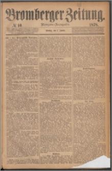 Bromberger Zeitung, 1878, nr 10