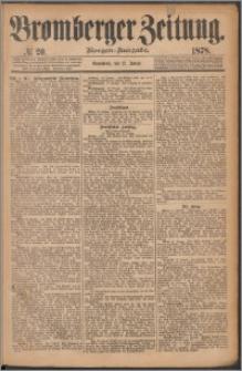 Bromberger Zeitung, 1878, nr 20