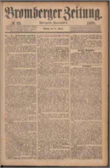 Bromberger Zeitung, 1878, nr 23