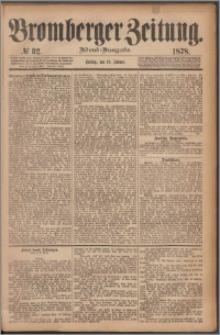 Bromberger Zeitung, 1878, nr 32