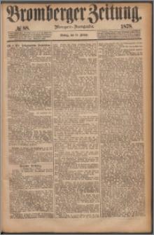 Bromberger Zeitung, 1878, nr 88