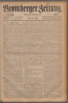 Bromberger Zeitung, 1878, nr 122