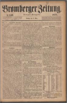Bromberger Zeitung, 1878, nr 140