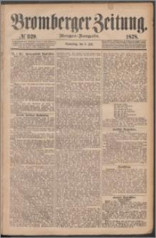 Bromberger Zeitung, 1878, nr 329