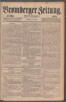 Bromberger Zeitung, 1878, nr 339
