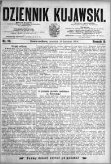Dziennik Kujawski 1894.04.26 R.2 nr 93