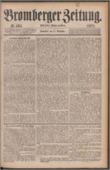 Bromberger Zeitung, 1878, nr 464