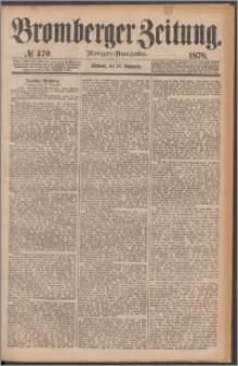 Bromberger Zeitung, 1878, nr 470