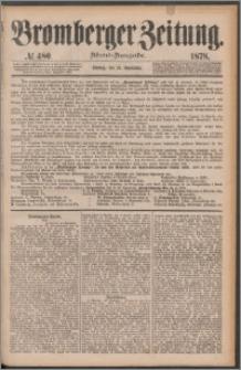 Bromberger Zeitung, 1878, nr 480