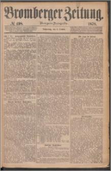 Bromberger Zeitung, 1878, nr 498
