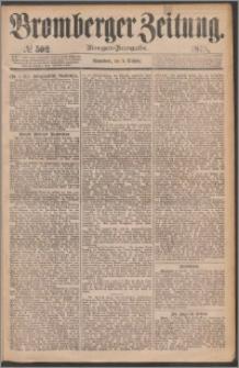 Bromberger Zeitung, 1878, nr 502