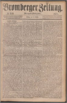 Bromberger Zeitung, 1878, nr 513