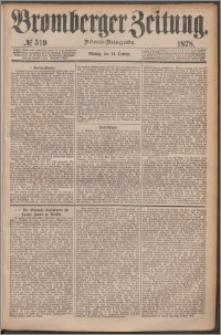 Bromberger Zeitung, 1878, nr 519