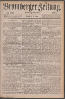 Bromberger Zeitung, 1878, nr 523