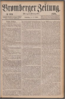 Bromberger Zeitung, 1878, nr 524
